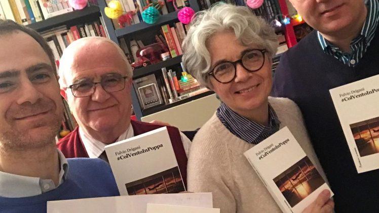 Che piacere ricevere una foto da dei lettori del mio libro!