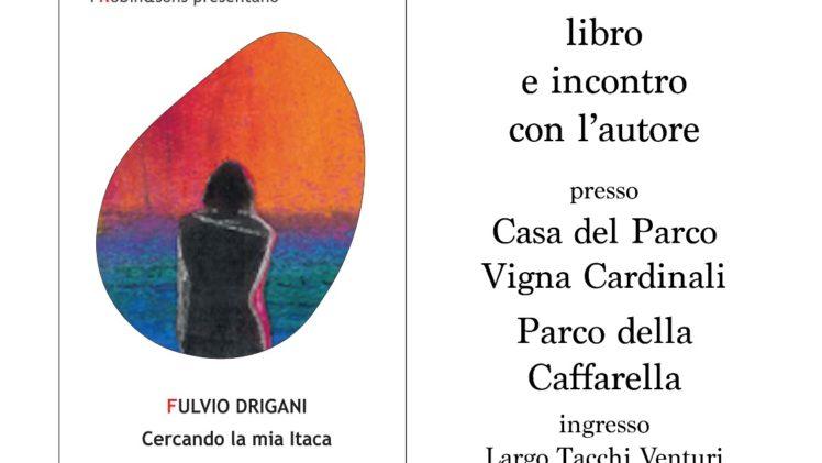 """Presentazione di """"Cercando la mia Itaca"""" a Roma il 25 Settembre"""
